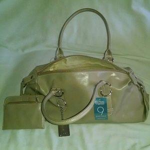Vintage Nine West  handbag purse